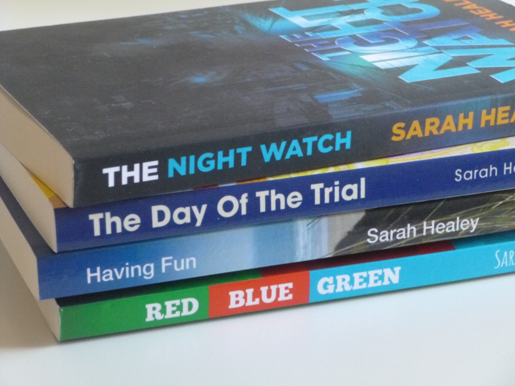 Sarah Healey's books